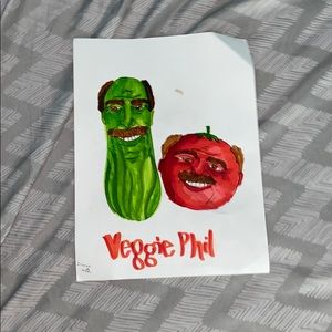 veggie phil artwork
